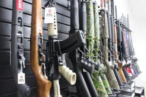 Newell Firearms Gun Rack